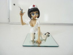 Figurine Ikki Tousen  Ryomou Shimei 1/8