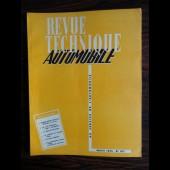 Revue Technique Automobile N°107 1955 Auto Dyna Panhard 4CV Renault
