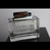 Briquet de Table Cristal DAUM Design