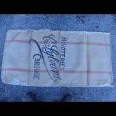 Ancien sac de farine Minoterie C.Sylvant Carouge