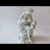 Statuette porcelaine de BERLIN