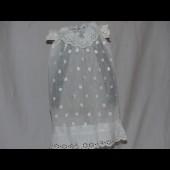 Robe poupée bébé ancienne