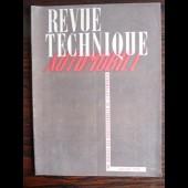 Revue Technique Automobile N°21 1948 Moteur DOG