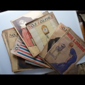 Revues NOS LOISIRS 1911-1913