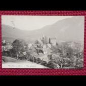 CPA Suisse Valais Venthône s. Sierre Vue Générale 1915