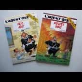 L'Agent 212 N°16 et 18 Flic Aïe - Poulet rôti