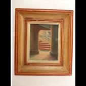 Tableau Peinture BURFARD 1945
