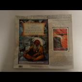 Jeu de cartes Livre de la Divination Chamanique Sioux Indien