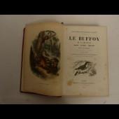 Livre Histoire Naturelle Le Buffon Zoologie Botanique Minéralogie