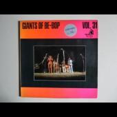 2 Disques Vinyl 33 tours Giants of BE-BOP Vol 31 Monkey Records MY 40031