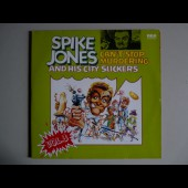 2 Disques Vinyl 33 tours Spike JONES and his city Slickers Can't Stop Murdering Vol 3 PJM 2-8021