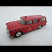 Voiture DINKY TOYS NASH RAMBLER Pompiers Fire Chief 257
