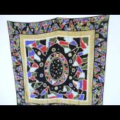 Grand foulard soie Christian DIOR