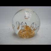 Boule presse-papier en sulfure