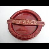Cendrier céramique publicité COFRACO Sous-Vêtements
