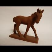 Cheval Sculpture Céramique Viennoise J. SCHUSTER Wiener