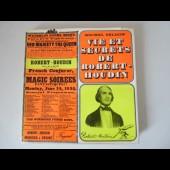 Livre Vie et secrets de ROBERT HOUDIN Michel Seldow