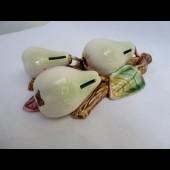 Tirelire céramique barbotine sarreguemines Orchies