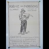Affiche Lithographie N.Lachenal