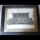 Ancienne Photo de Pompiers 1925