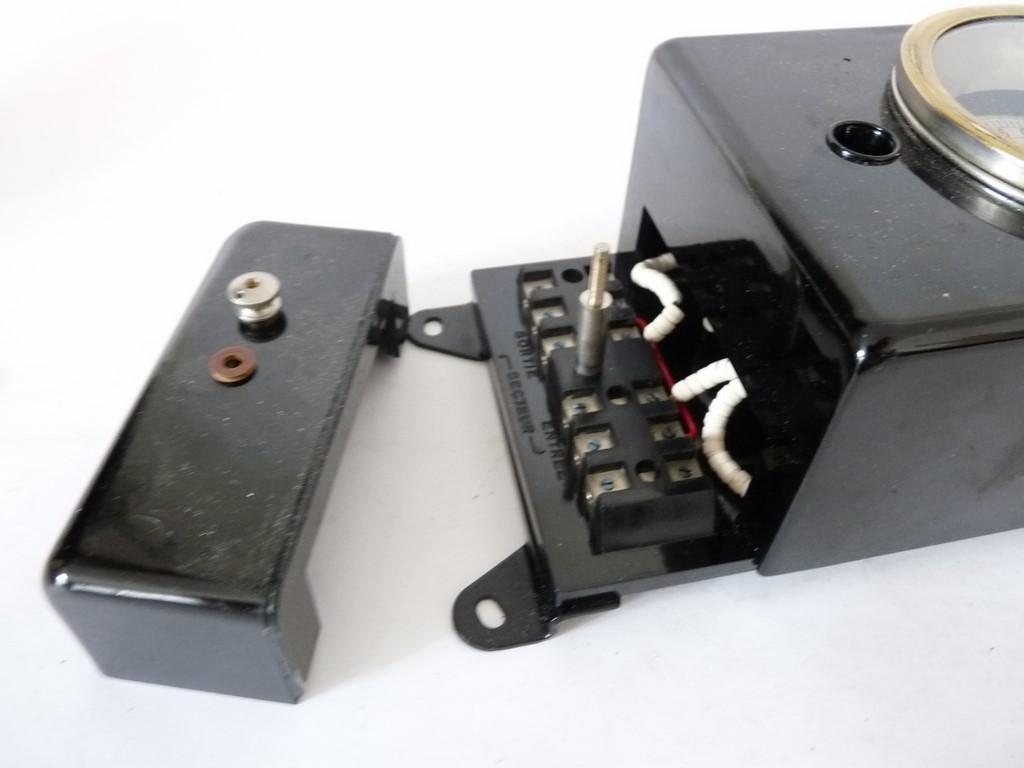 interrupteur automatique soci t horlog re appareil lectrique radio 26228 ebay. Black Bedroom Furniture Sets. Home Design Ideas