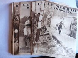 Revues Le Miroir du Sport 1932 Année Complète