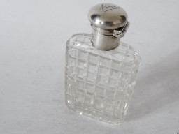Flacon à sel Cristal taillé 1939