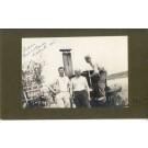 Photographie Ancienne Guerre 80 Somme Pont de Froissy
