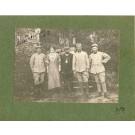 Photographie Ancienne Guerre Sénécourt