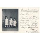 CPA SUISSE NEUCHATEL Gruss aus Chaux de Fonds 1900