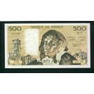 Billet 500 Francs PASCAL 3-2-1977.F.Q72 43188