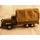 Camion militaire US guerre 1940 jouet soldat