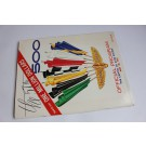 Programme officiel INDIANAPOLIS 500 1973