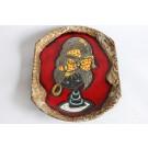 Ceramique décorative vintage Marmaca San Marino