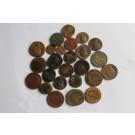 Lot de 25 monnaie antiques