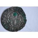 Piece de monnaie argent 1/2 gros SAVOIE AMÉDÉE VIII type du Chablais