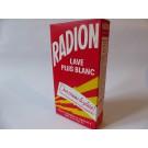 Ancien paquet de lessive RADION