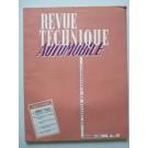 Revue Technique Automobile N°152 1958 Auto Renault Frégate