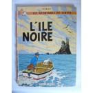 BD Tintin - L'Ile Noire - B36 - 1966