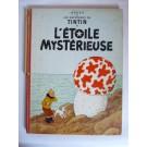 BD Tintin - L'étoile Mystérieuse - B30 - 1961