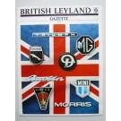 Revue Auto Gazette British Leyland 1974 MG Jaguar