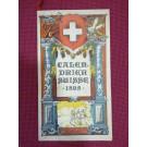Calendrier Suisse 1895