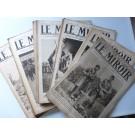 Revue LE MIROIR 1916 n°110-162