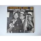 Disque Vinyle 33T Parker Davis Gillespie Géant du Jazz