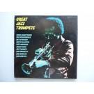 Coffret Disque Vinyle 33T Great Jazz Trumpets 58020