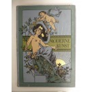 Livre Moderne Kunst XII illustré Art nouveau