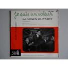 Disque Vinyl 45 tours Georges GUETARY Je suis un voleur EG 306