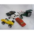 Ensemble Voiture Jouets miniatures Minic Toys LONE STAR Cragstan