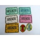 Etiquettes (7) absinthe