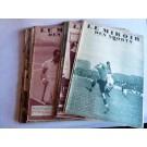 Revues Le Miroir du Sport 1935 Année Complète